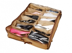 Organizator de pantofi Shoes Under, 12 compartimente