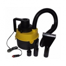 Aspirator auto The black vacuum